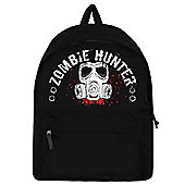 Zombie Hunter Black Backpack