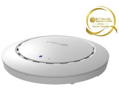 Edimax CAP1200 2 x 2 AC Dual-Band Ceiling-Mount PoE Access Point