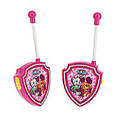 Paw Patrol Skye & Everest Walkie Talkies - Pink