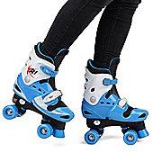 Loch Boys' Adjustable Roller Skates UK 3-4