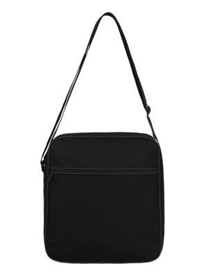 Retro Black Flight Bag 30x30cm