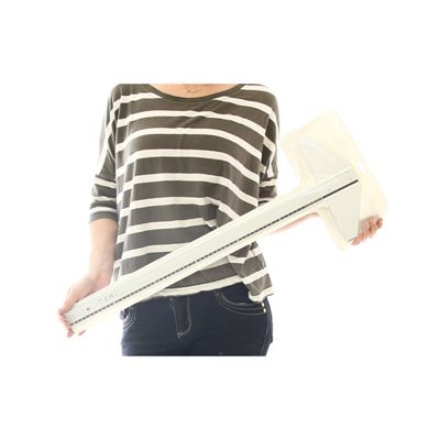 Jakar 60cm Aluminium T-Square