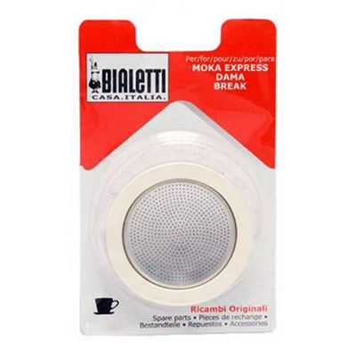 Bialetti Washer and Filter 9 Cup