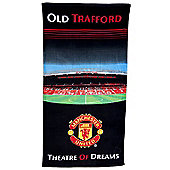 Manchester United FC Stadium Towel