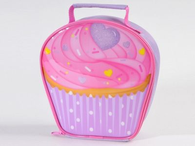 Dnc 833-588 Cupcake Lunch Bag