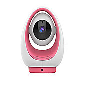 FosBaby by Foscam P1 720P 1.0MP Wireless Baby Monitor - Pink