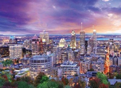 Montreal - La Metropole - 1000pc Puzzle