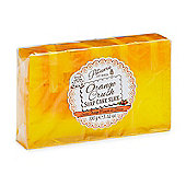Patisserie de Bain Orange Crush Soap Cake Slice 100g