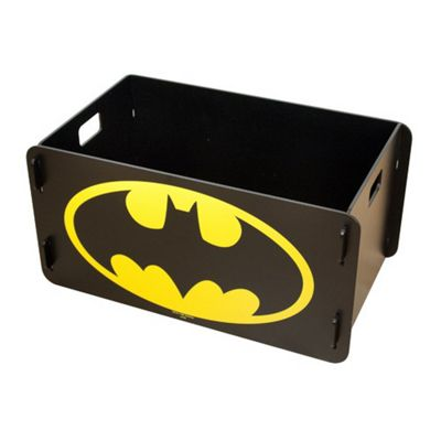 Character World Batman Batcave Toy Box