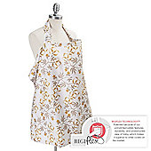 Bebe Au Lait Nursing/Breastfeeding Cover - Blume