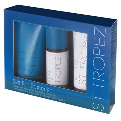 St Tropez Self Tan Starter Kit