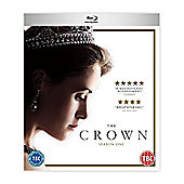 The Crown: Season 1 Bluray Dvd