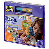 Hot Dots Let's Learn Maths Starter Set