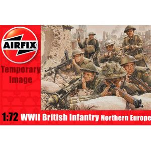 WWII British Infantry (A01763) 1:72