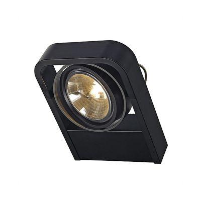 Aixlight Wall Lamp Light Semi-Circular Black Max. 1X 50W