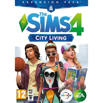 The Sims 4 City Living (Expansion Pack 3) PC