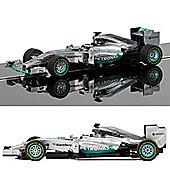 Scalextric Slot Car C3593A Mercedes F1 W05 Hybrid Lewis Hamilton (2014) Ltd Ed
