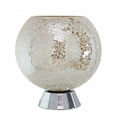 Mercury Mosaic Ball Light