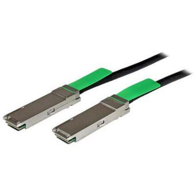 StarTech 2m QSFP+ 40-Gigabit Ethernet (40GbE) Passive Copper Twinax Direct