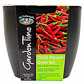 Mr Fothergills Red Cayenne Pepper Growing Pot Kit