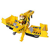 Paw Patrol - Flip & Fly 2-in-1 Transforming Vehicle - Rubble