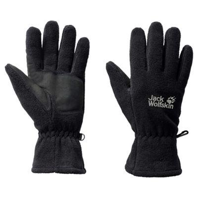 Jack Wolfskin Mens Artist Glove Black S