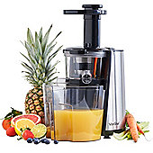 VonShef Professional Masticating Slow Juicer Extractor