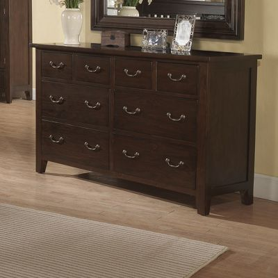 Wilkinson Furniture Shrewsbury 8 Drawer Dressing Chest