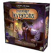 Legendary Inventors Board Game