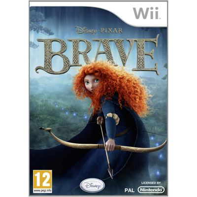 Brave - The Video Game (Wii)