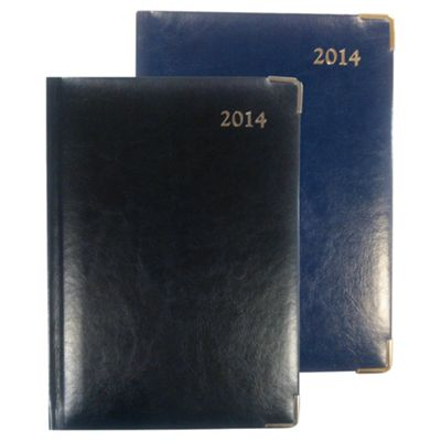 Classic Executive 2014 Diary A5 Day a Page
