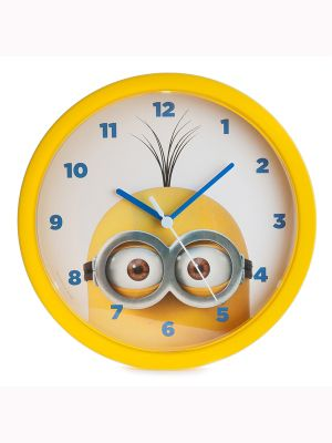 Buy Despicable Me Minions Wall Clock From Our Clocks Range