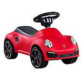 Porsche 911 Push Along Car - Red Ride On Car
