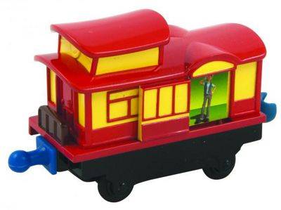 Chuggington - Eddie's Carriage House