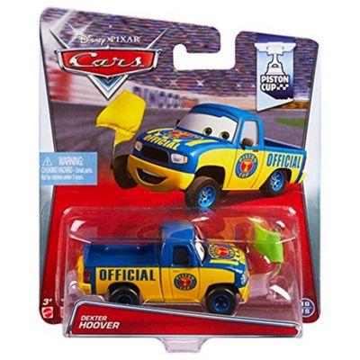 Disney Pixar Cars Diecast Dexter Hoover with Yellow