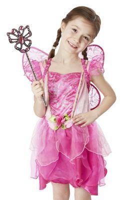 Melissa & Doug Flower Fairy Role Play Set