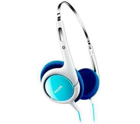 Philips SHK1030 Kids Headband Headphones - Blue