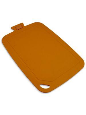 Wellos Eco Friendly Antibacterial Chopping Board, 38cm x 25cm, Orange