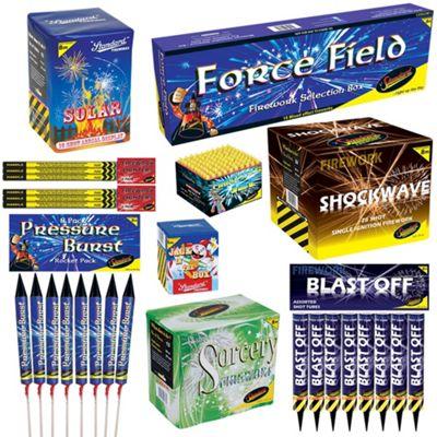 Bonfire Fireworks Kit