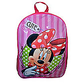 Minnie Mouse 'Minnie' PVC Front Backpack