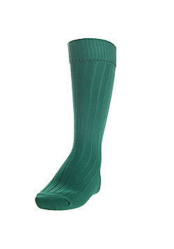 Precision Training Plain Football Socks - Bottle green