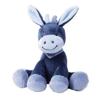 Nattou Alex And Bibou- Soft Toy Rattle Alex The Donkey