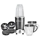 NutriBullet 600 12 Piece Juicer Blender - Graphite Grey