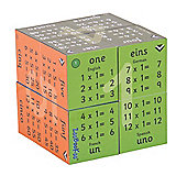 ZooBooKoo Educational 1 to 12 Multiplication Tables Cubebook