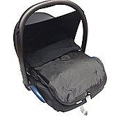 Car Seat Footmuff to Fit all Car Seats Black