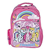 My Little Pony Glittery Backpack