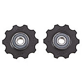 BBB BDP-11 - RollerBoys Ceramic Jockey Wheels 10T Black