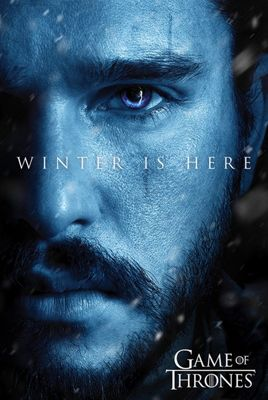 Game of Thrones Winter is Here Jon Poster 61x91.5cm