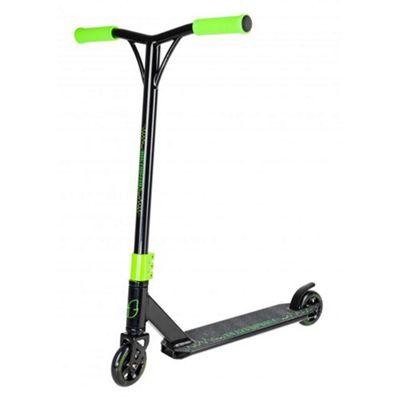 Blazer Pro Distortion Series Complete Scooter - Black/Green