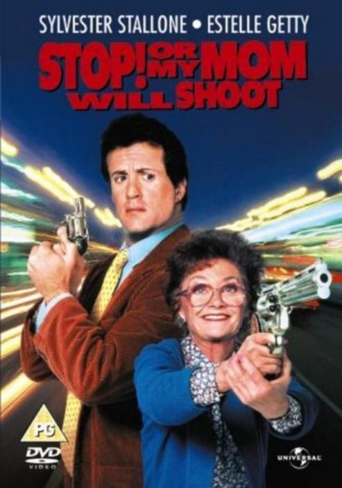 Stop Or My Mom Will Shoot (DVD)